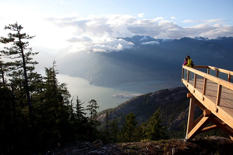 sea to sky gondola british columbia canada