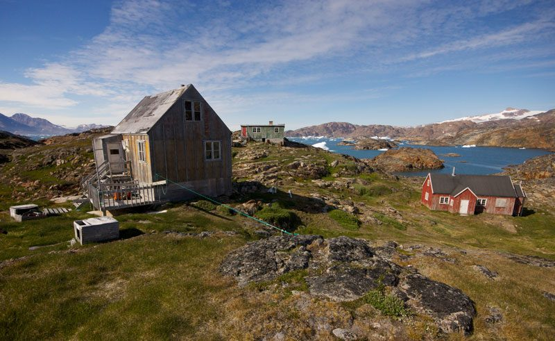 greenland ikkatteq abandoned village