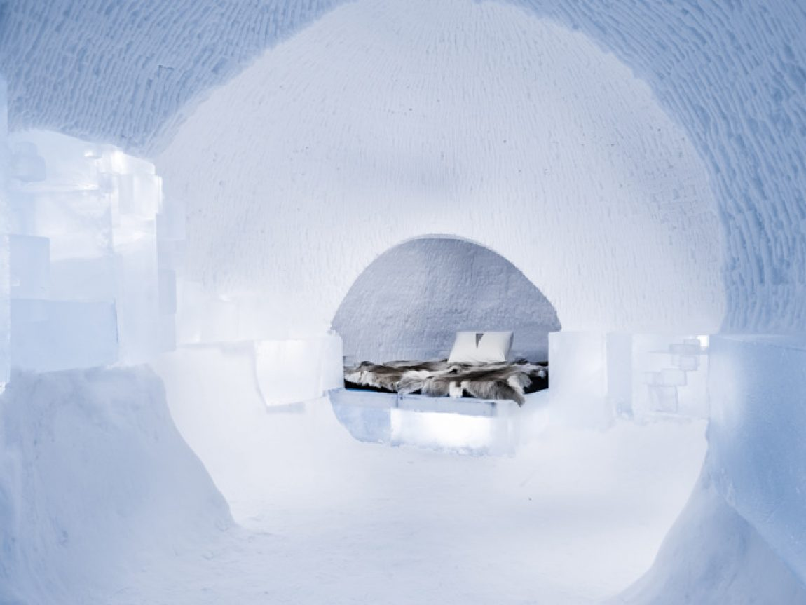 art suite A Rich Seam Howard Miller Hugh Miller icehotel 28 photo by asaf aliger