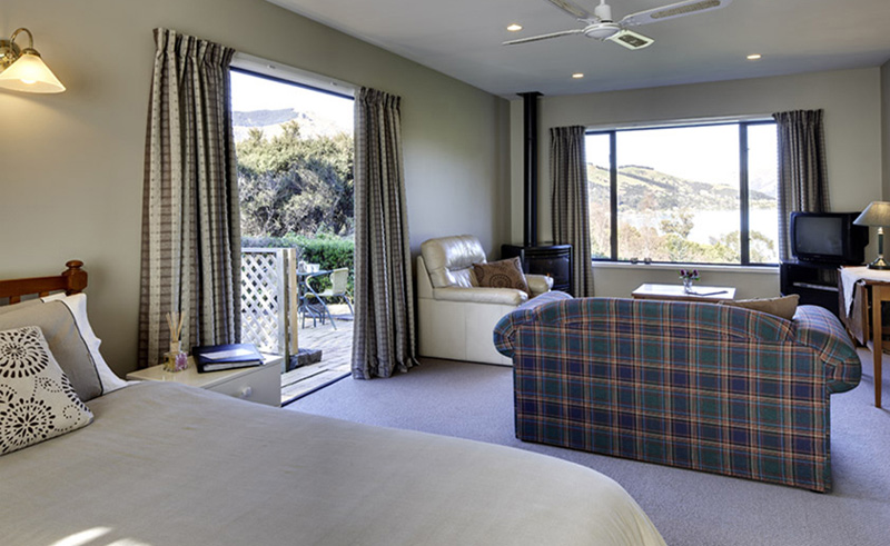 akaroa cottages guestroom
