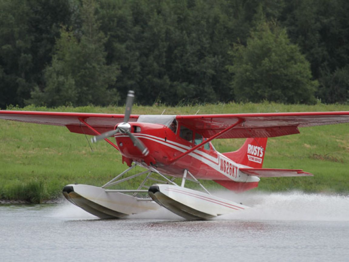 alaska float plane wg