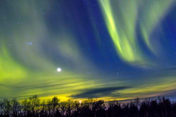 alaska northern lights istk