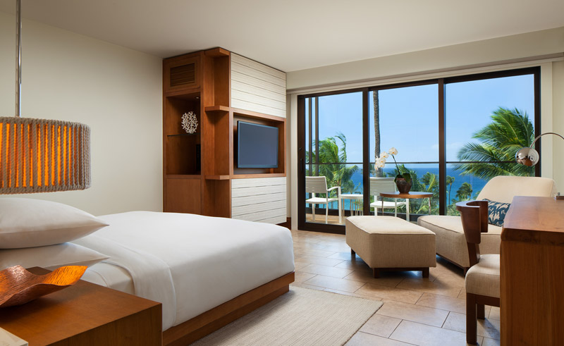 andaz maui room oceanview king