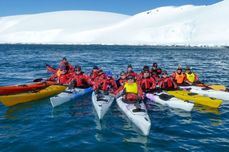 antarctic peninsula kayaking pl