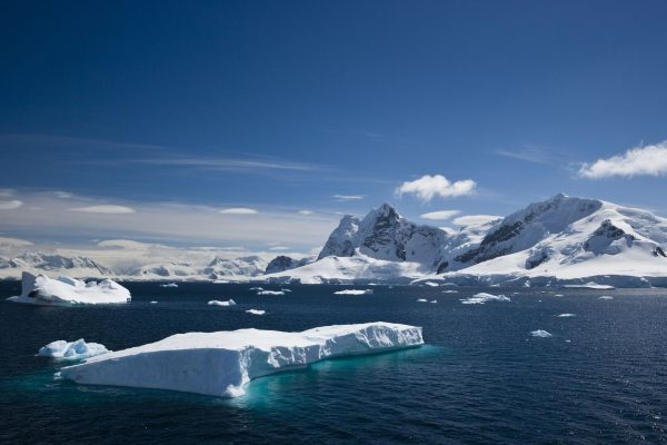 antarctic peninsula paradise harbour blue ice istock