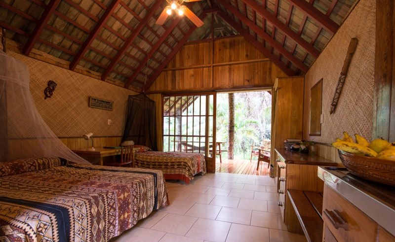 atiu villas interior
