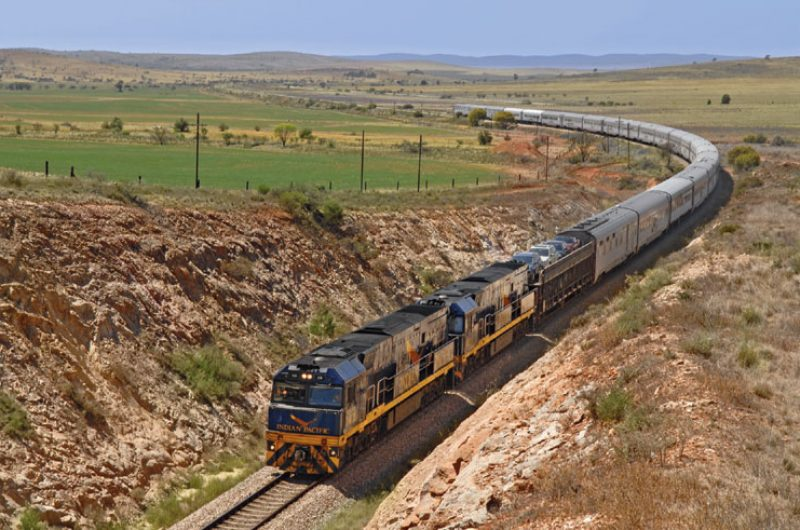 australia indian pacific train