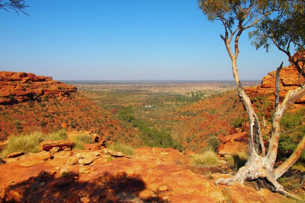 australia northern territory kings canyon istk 1