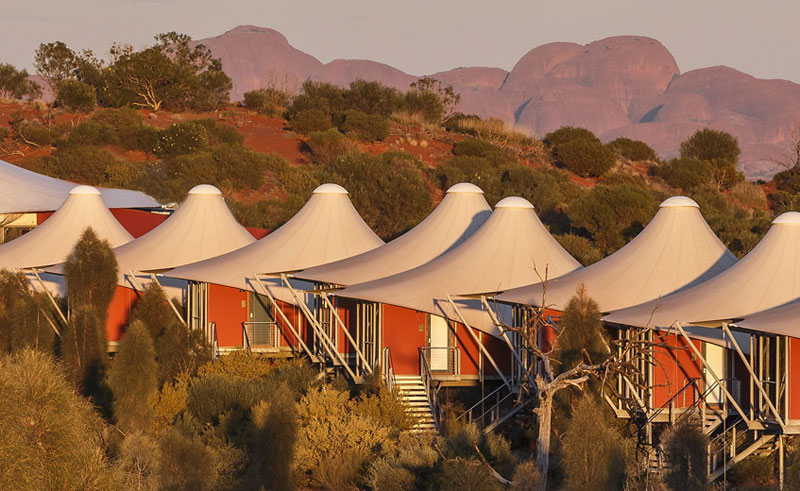 australia northern territory longitude 131 luxury tented resort