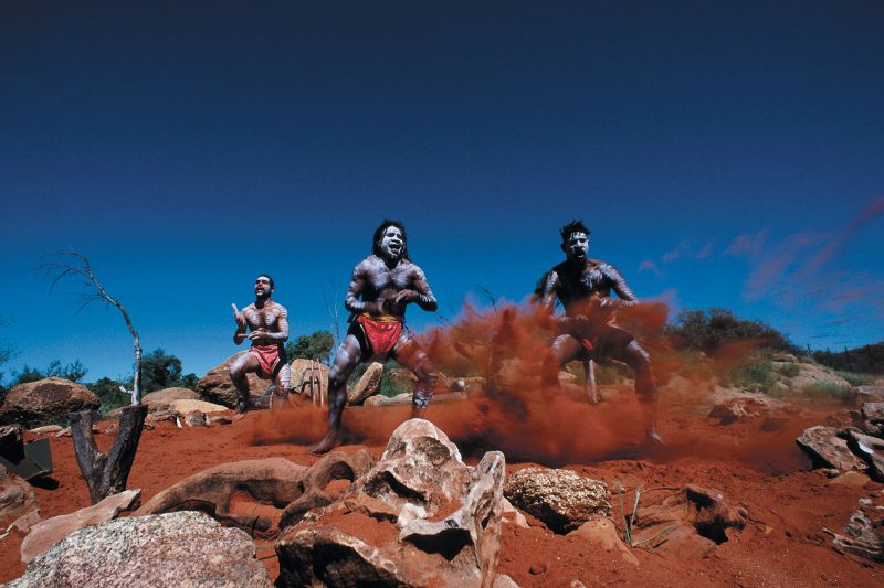 australia northern territory red centre aboriginal dance tnt
