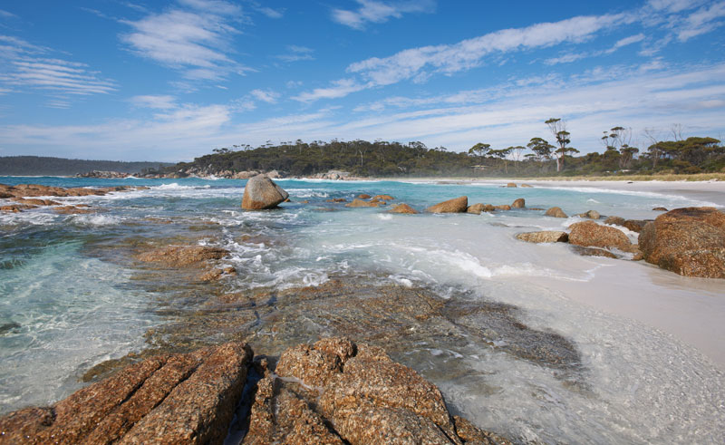 australia tasmania bay of fires seaton cove2 tt