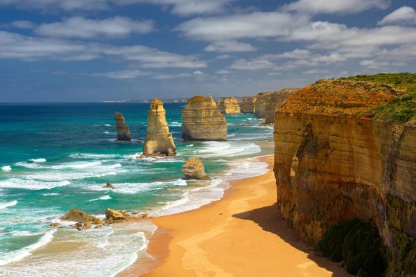 australia victoria great ocean road twelve apostles adstk
