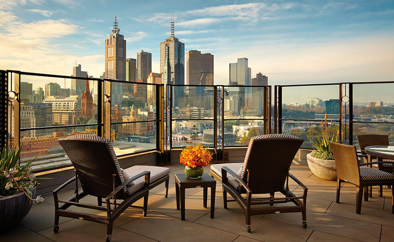 australia victoria melbourne the langham terrace