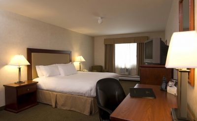 best western gold rush inn room