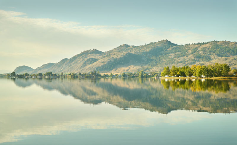 canada british columbia osoyoos lake istk