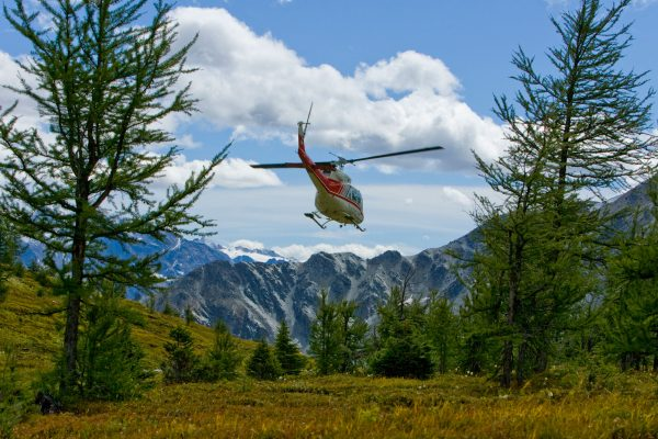 canada british columbia the bugaboos helicopter trip istk