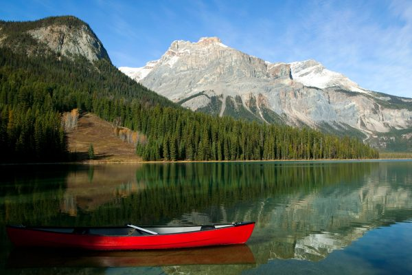 canada british columbia yoho national park emerald lake istk