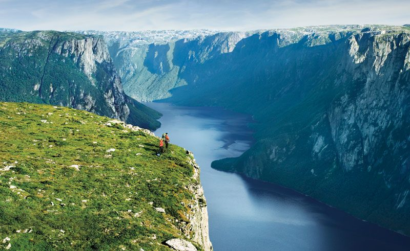 canada newfoundland gros morne national park nlt