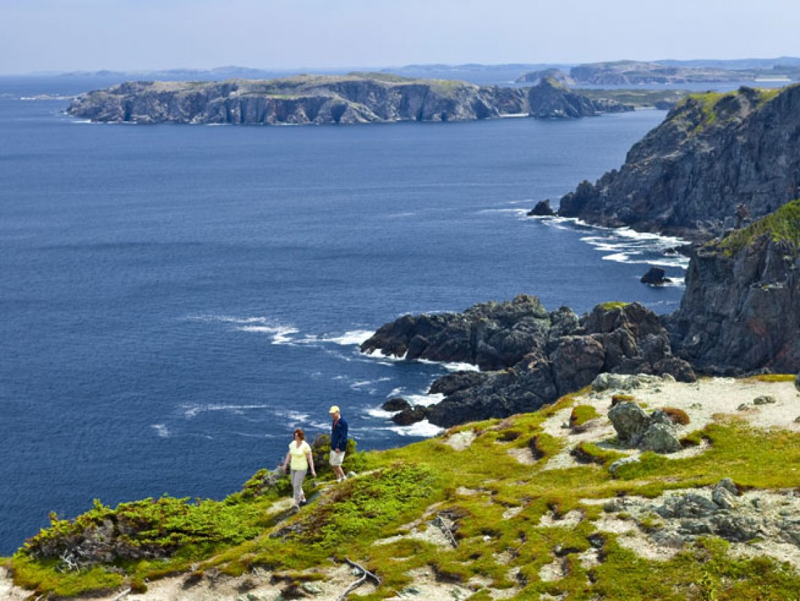 canada newfoundland twillingate hiking trails nlt