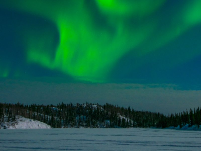 canada northwest territories yellowknife aurora istk