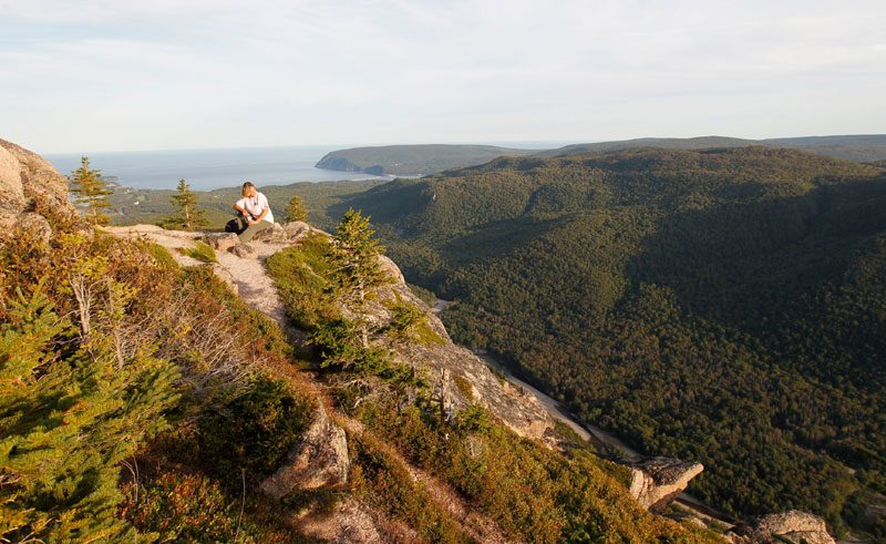 canada nova scotia cape breton highlands national park2 nst