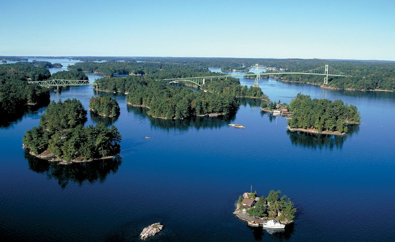canada ontario thousand islands cruise ot