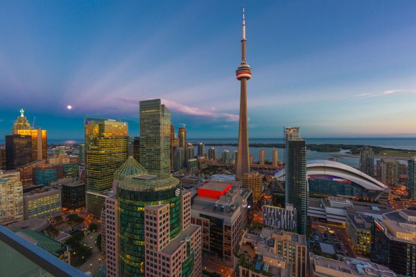 canada ontario toronto cn tower istk