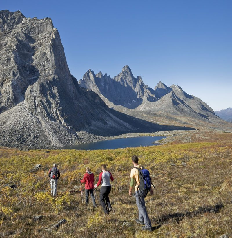 canada yukon tombstone territorial park hiking ty