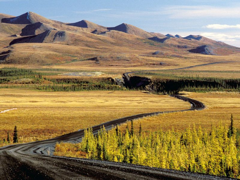 canada yukon wilderness road ctc