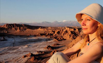 chile atacama sunset istk