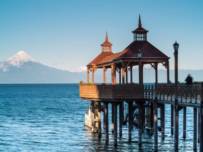 chile lake district osorno frutillar istk