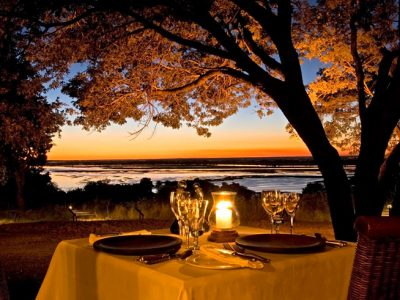 chobe chilwero dining