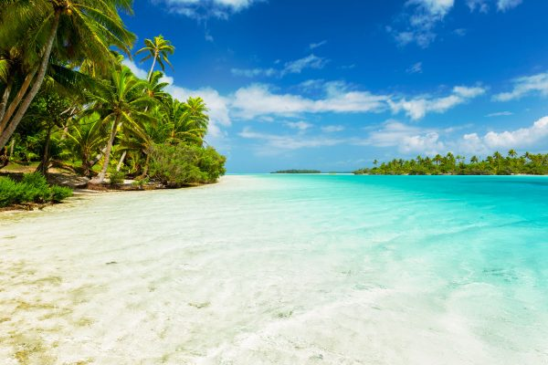 cook islands atiu beach istk