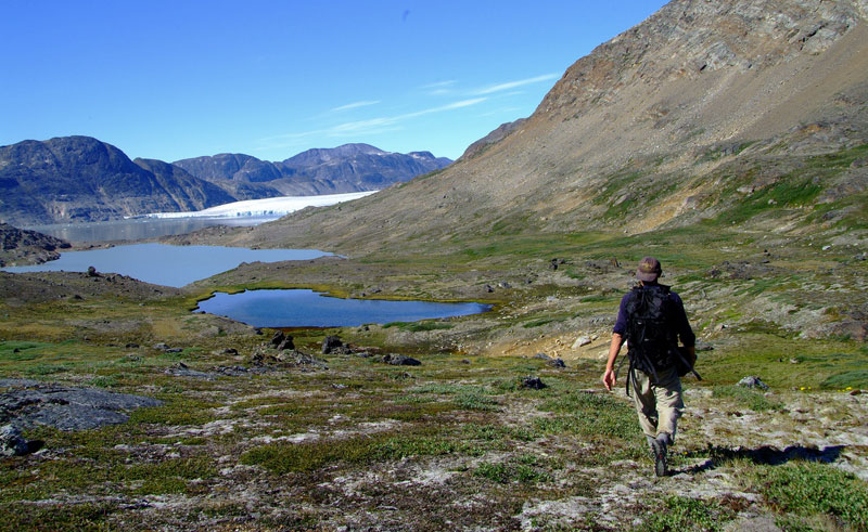 east greenland hiking trail gtb