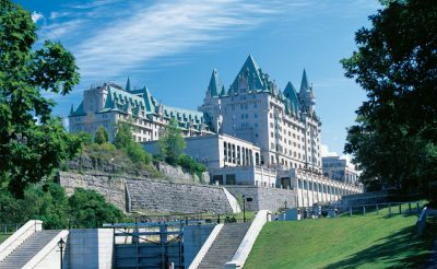 fairmont chateau laurier2