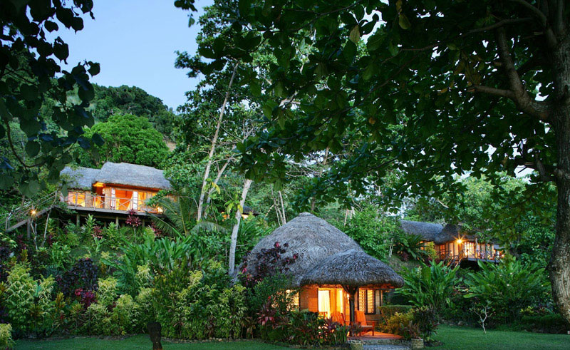 fiji matangi private island resort treehouse