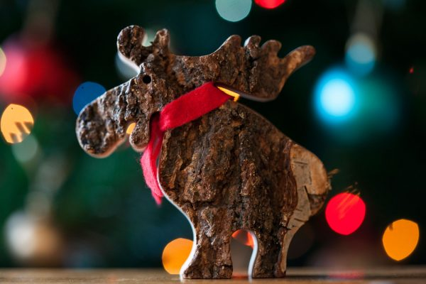 finland christmas moose decoration istk 1