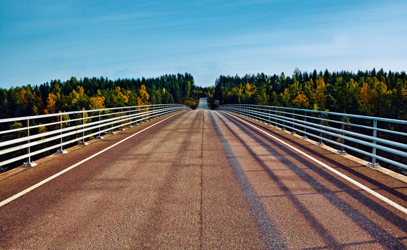 finland road bridge vf
