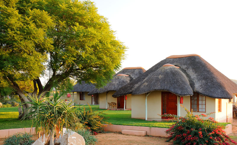 frans indongo house exterior