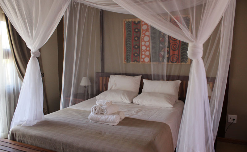 hobatere lodge bedroom interior