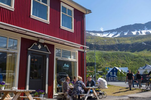 iceland east fjords seydisfjordur cafe eito