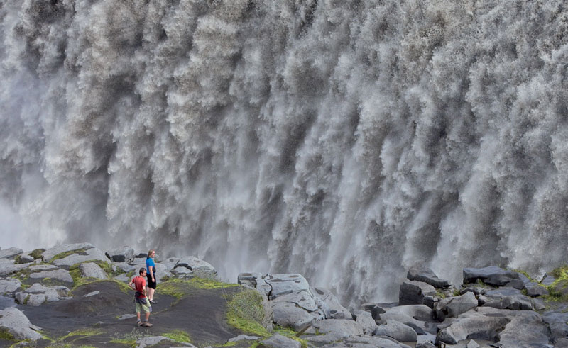 iceland north east dettifoss rth