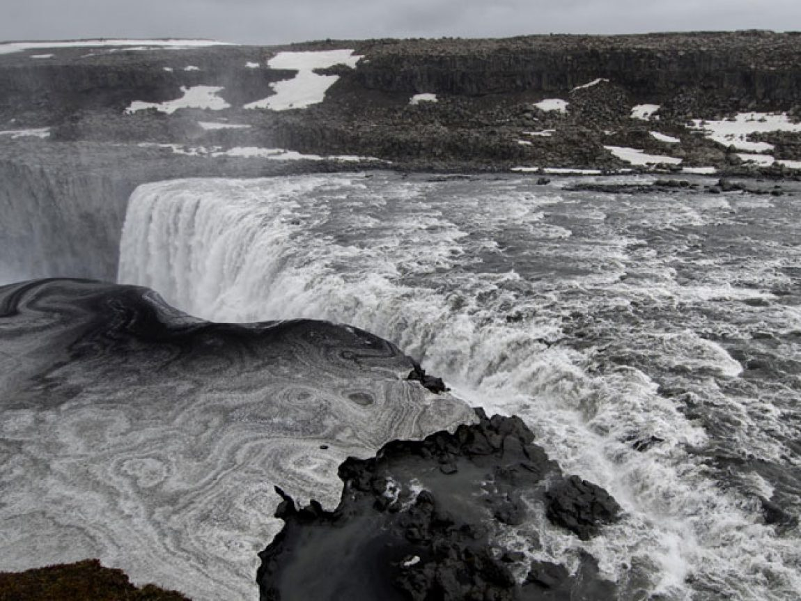 iceland north east dettifoss winter tg