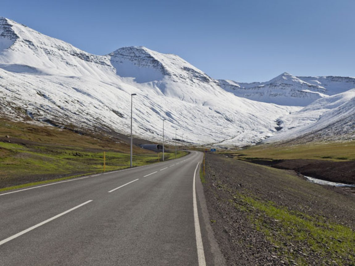 iceland north siglufjordur open roads rth