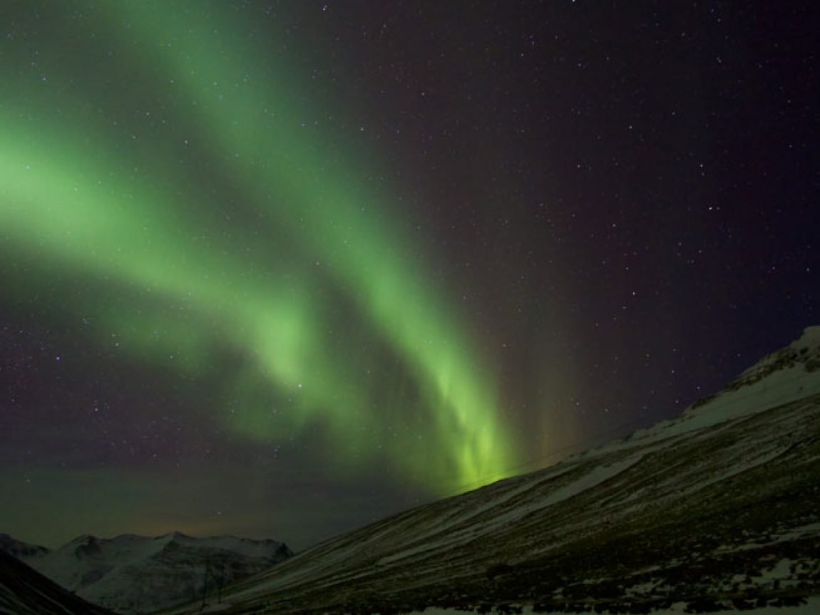 iceland northern lights ap