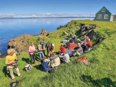iceland scenic fjord group tour rth