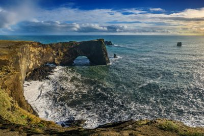 iceland south west dyrholaey view rth