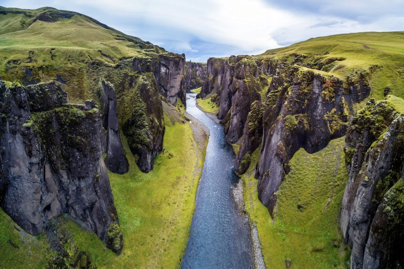iceland south west fjadrargljufur canyon rth 1