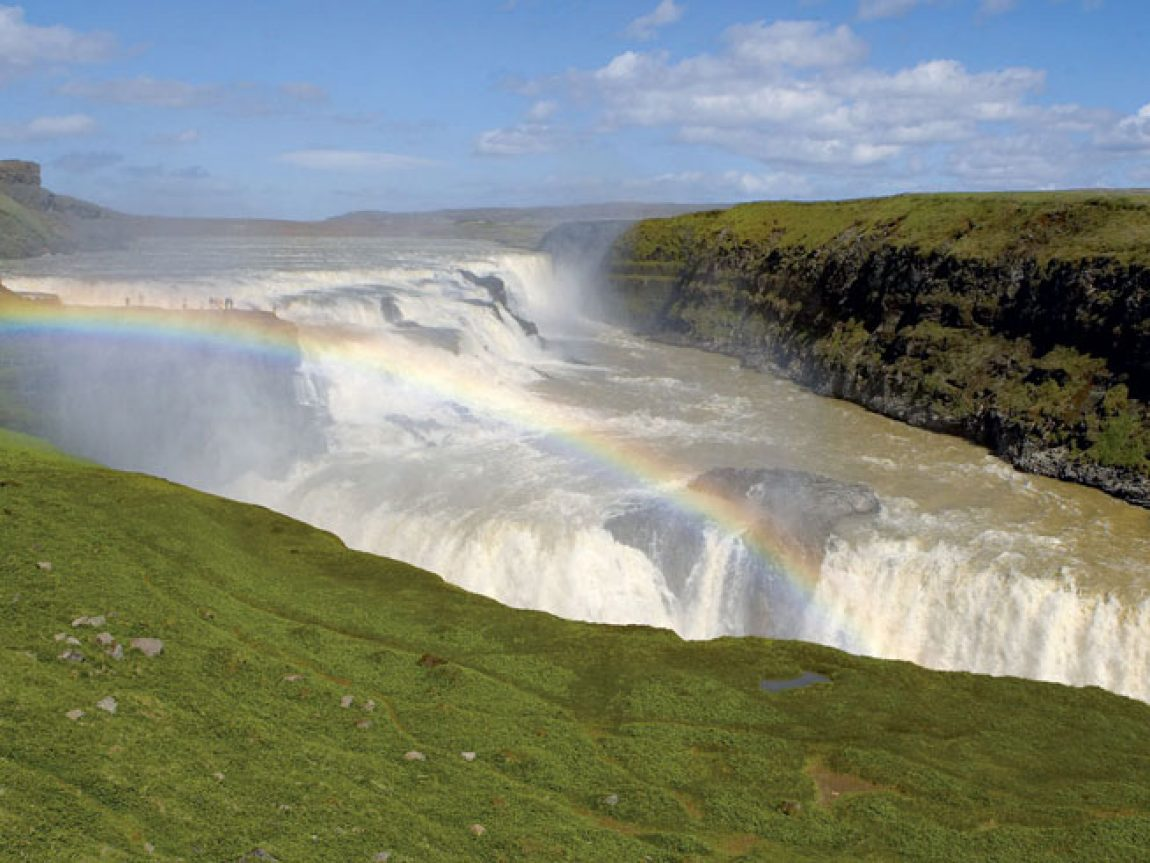 iceland south west golden circle gullfoss rth