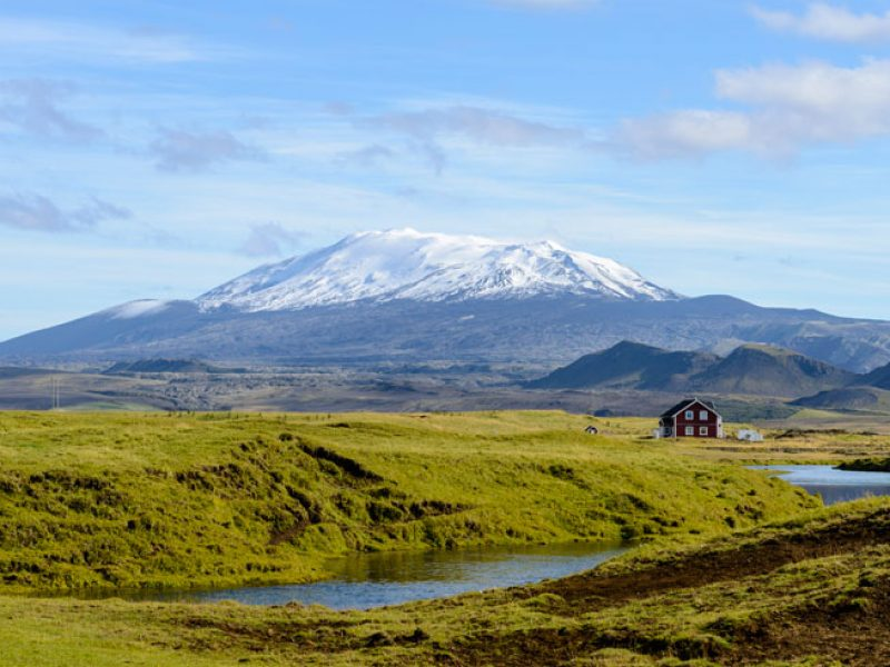 iceland south west hekla istk